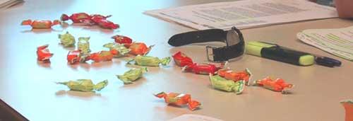 Hindernisse Arbeitshindernisse Zuckerl Arbeitsplatz